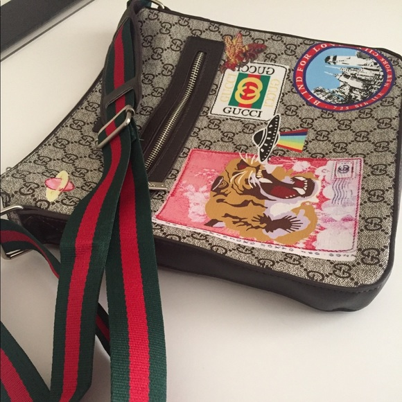 Gucci Other - Gucci messenger bag